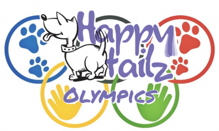 THE HAPPY TAILZ OLYMPICS 2019